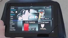 kindle hdx 8 9 quot tablet tour