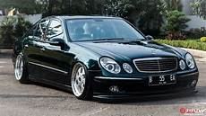 tuning mercedes w211 bagged