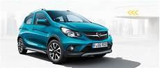 Opel Karl Rocks La City Car Con Il Look Da Suv Stile E