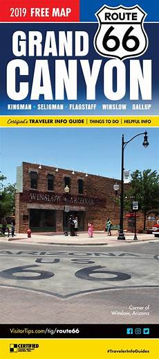 info route 66 2019 route 66 grand traveler info guide by