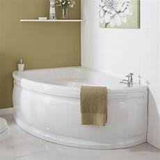 vasca da bagno in acrilico vasca da bagno 150x102cm in acrilico versione angolare