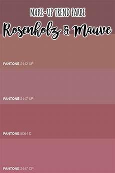 Meine Lieblingsfarben Rosenholz Und Mauve Color Scheme