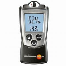 cool testo testo 610 pocket sized hygrometer cool tools hvac r testo