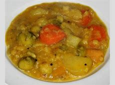 curried peanut soup image