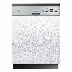 stickers lave vaisselle gouttes d eau pas cher