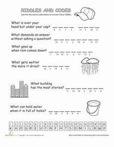 riddles worksheets language 10875 free printable secret code word puzzle for this puzzle has a space theme free for home
