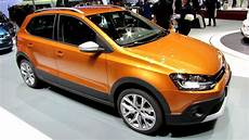 2015 Volkswagen Cross Polo Exterior And Interior