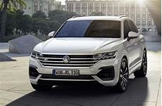 New Vw Touareg Should The S Car Be A Premium Car