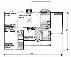 1350 sq ft house plan ranch style house plan 3 beds 2 baths 1350 sq ft plan