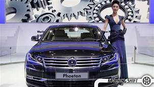 The VW Phaeton Is Coming Back In 2018