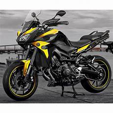 Kit Decoration Yellow Edition Yamaha Mt 09 Tracer Idgrafix