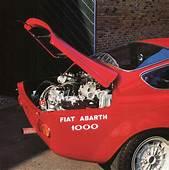 1963 1000 BIALBERO SIBONA  BASANO Berni Motori Abarth