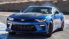 2017 Chevrolet Camaro Ss 1le 2016 Best Driver S
