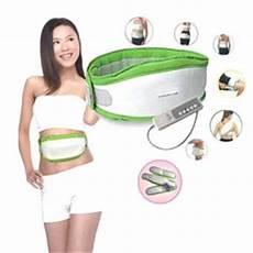 ceinture massante raffermissante anti cellulite appareil