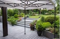 la terrasse et l escalier du jardin ont de nouveaux habits