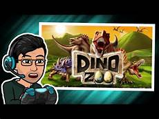dino zoo game dino zoo game review youtube