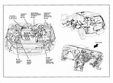 2002 mazda tribute engine diagram who is how to replace crank shaft sensor on mazda tribute