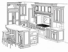 Kitchen Design Drawings by Exles Of Layouts Of Commercial Kitchen Afreakatheart