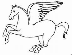 Pegasus Malvorlagen Zum Ausmalen Pegasus 3 Ausmalbild Malvorlage Sonstiges