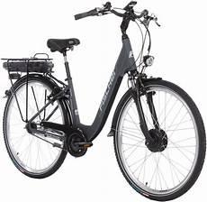 fischer fahrraeder e bike city damen 187 ecu1801 171 28 zoll 7