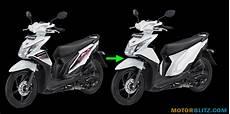 Modif Skotlet Honda Beat by Modif Skotlet Hello Bikin Motor Tambah Pretty