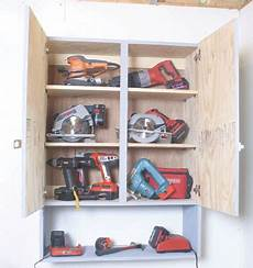 Build A Locking Tool Cabinet How To