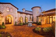 tuscan style house plans with courtyard entry courtyard of tuscan style home austin texas