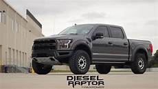 Paxpower Creates A Ford Raptor With A 3 0l Powerstroke