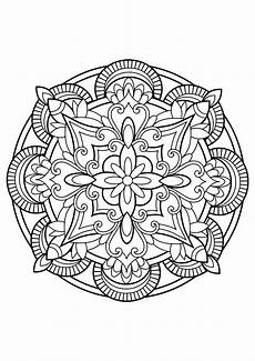mandala coloring pages for adults free 17907 mandala from free coloring books for adults 23 mandalas coloring pages