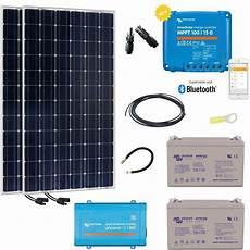 kit solaire autonome 380w 230v monocristallin ks380ve2301