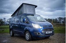 Ford Transit Custom Pop Top Elevating Roofs