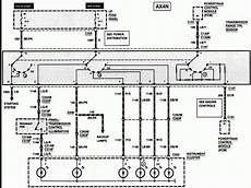 1999 ford taurus transmission diagram wiring forums