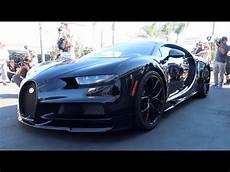 Black And Bugatti by 3 5m Bugatti Chiron All Black Carbon Fiber