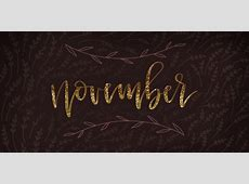Freebie: November 2016 Desktop Wallpapers   Every Tuesday