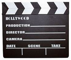 Director Clapperboard by Small Director S Clapboard Clapper Slate 2388 Ebay