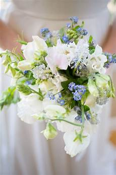 wedding flower ideas blue and white blue and white wedding flowers