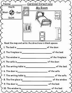 geography map skill cardinal directions worksheets teaching maps map skills social studies