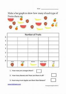 second grade bar graph first grade worksheets math worksheets kids math worksheets