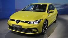 Neuer Vw Golf 8 Quot Tablet Auf R 228 Dern Quot Autohaus De