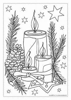 Malvorlagen Advent Adventskalender Ausmalbilder Teil 3 14 12 Bis 20 12