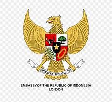 National Emblem Of Indonesia Garuda Pancasila Png