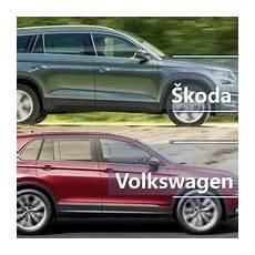 Skoda Karoq Vs Volkswagen Tiguan