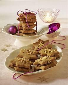 Nougatsterne Rezept Weihnachtspl 228 Tzchen Pl 228 Tzchen
