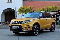 Suzuki Vitara Restyl 233 2018 Infos Et Photos Officielles