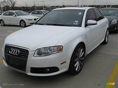 2008 ibis white audi s4 4 2 quattro sedan 24493347 gtcarlot com car color galleries
