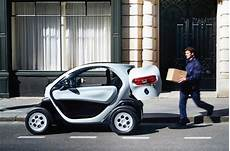 Renault Twizy Cargo Launched Autocar