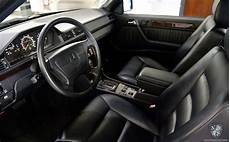 Mercedes 300ce Got An Intensive Leather Conditioning