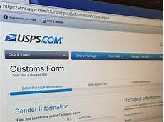 new online customs form coming to usag italy office