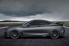 infiniti q60 black s infiniti q60 project black s concept look f1 road coupe motor trend