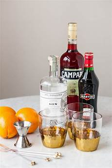 classic negroni recipe the sweetest occasion